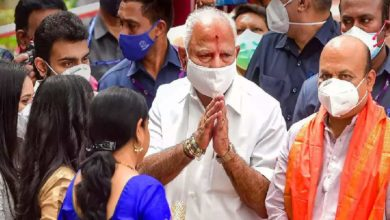 Photo of Yeddyurappa doesn't give up on Cauvery;  Homeless Bomme, the reunion meets the guesthouse