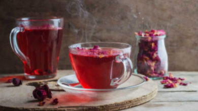 Photo of These benefits are obtained through the regular consumption of rose tea.