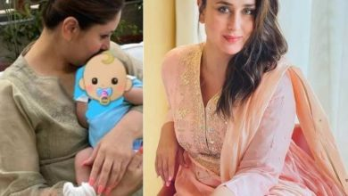 Photo of Kareena Kapoor got trolled for naming her son Jahangir, gave the right answer to the critics