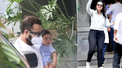 Photo of Kareena's carbon copy found in little Randhir's house