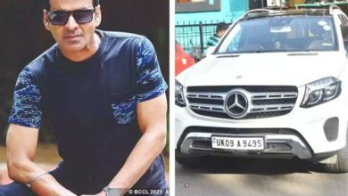 Photo of Manoj Bajpayee bought expensive Mercedes SUV, you will be shocked to know the price