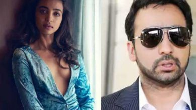 Photo of Radhika Apte demands boycott after bold pictures go viral, pair with Raj Kundra