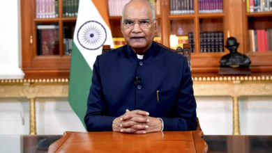 Photo of ram nath kovind: prostration before the memories of the combatants of the Kovid front;  Temporary financial crisis: president – president ram nath kovind on india's 75th independence day