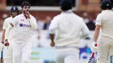 Photo of Mohammed Siraj: lips fingers wicket celebration;  Siraj says there is a secret behind it!  – india vs england: mohammed siraj reveals the reason behind his style of celebration
