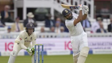 Photo of Vikram Rathour: Be careful playing that shot;  The hitting coach warns Rohit!  – rohit sharma should be more selective with his shots, says hitting coach vikram rathour