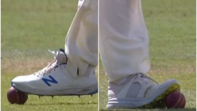 Photo of Ball manipulation: England players charged with ball manipulation;  New Controversy in the Lord's Trial !!