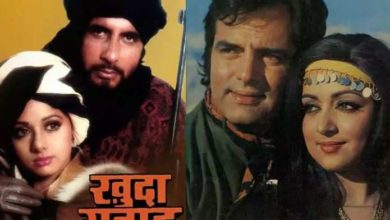 Photo of 'Khuda Gawah' remained housefull for 10 weeks in Kabul, became Bollywood popular in Afghanistan