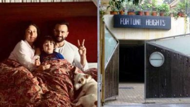 Photo of Kareena Kapoor and Saif rent an old apartment for Rs 3.50 lakh per month