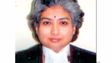 Photo of the first female president of the Supreme Court of India: Judge BV Nagaratna becomes the first female president of the Supreme Court;  Take command in 2027: Supreme court collegiate recommended that justice bv nagarathna could be India's first female president in 2027