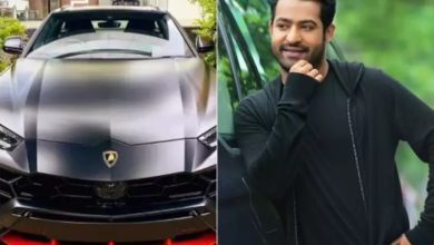 Photo of Jr NTR bought the country's first Lamborghini Urus Graphite car, the price will increase