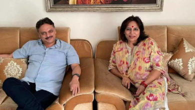 Photo of rajeshwar singh and bjp: meeting with a BJP specialist investigating corruption cases from the UPA era;  Sister says Rajeshwar has voluntarily retired from ED – education officer rajeshwar singh likely to join bjp