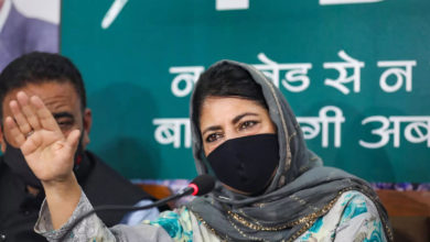 Photo of mehbooba mufti: 'Don't test your patience', haven't you seen what is happening in Afghanistan?  Mehbooba Mufti With Controversial Statement: PDP Leader Mehbooba Mufti Calls On Central Government To Learn From Afghanistan And Be Ready To Talk To Jammu Kashmir Leaders