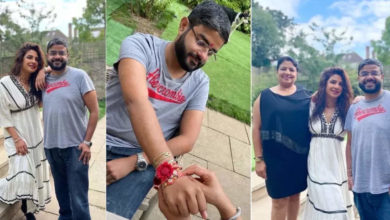 Photo of Priyanka Chopra tied the ashes of her brother after 5 years, celebrated Rakshabandhan in London