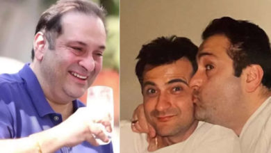 Photo of Remembering the Kapoor family on Rajiv Kapoor's birthday, Sanjay wrote, 'I miss the phone call at 12 o'clock in the night.
