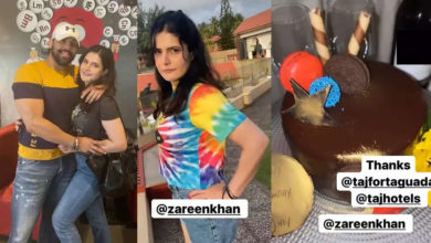 Photo of Bigg Boss fame Shivashish Mishra is dating Zareen Khan, currently on vacation in Goa