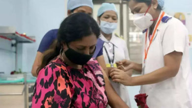 Photo of record vaccination in India: one crore doses of vaccine administered in one day;  Modi Congratulates Healthcare Workers: More Than 1 Crore Vaccine Doses Administered In One Day In India