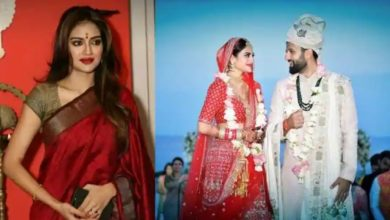 Photo of Nusrat Jahan will not give her father's name to her beloved, she will raise herself as a singer by becoming a mother!