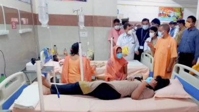 Photo of 'Unknown fever' in Firozabad;  12 other children succumbed to his injuries