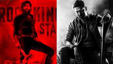 Photo of KGF 2 vs Salaar: On this day there will be a competition between 'Rocking Star' Yash and 'Bahubali' Prabhas!