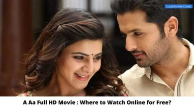 Photo of A Aa Full HD Movie : Where To Watch Online?