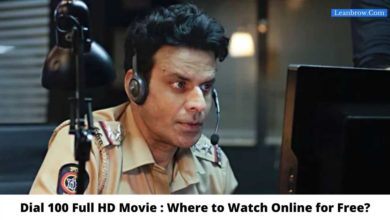 Photo of Dial 100 Full HD Movie : Where To Watch Online?