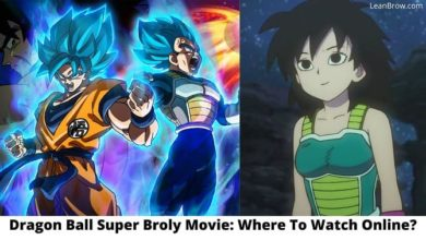 Photo of Dragon Ball Super Broly Movie: Where To Watch Online?