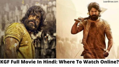 Photo of KGF Full Movie In Hindi: Where To Watch Online?