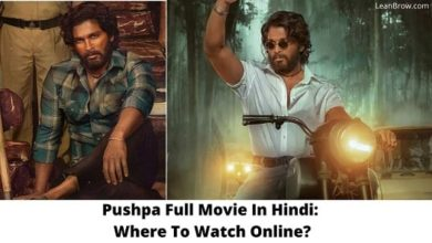 Photo of Pushpa Full Movie In Hindi: Where To Watch Online?