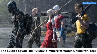Photo of The Suicide Squad Full HD Movie : Where To Watch Online?