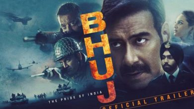 Photo of Bhuj Movie Trailer 2: The flaws in the first Bhuj trailer were rectified in the second.
