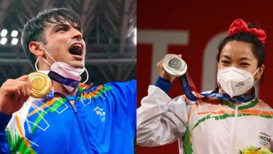 Photo of Neeraj Chopra-Mirabai Chanu: A biographical film about Olympic athletes has to come, who will make it?