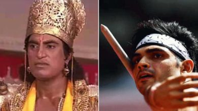 Photo of Do you remember the face of Bhima from the Mahabharata?  His story is similar to that of the javelin thrower Neeraj Chopra.