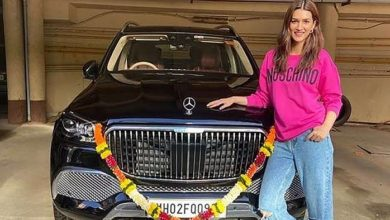 Photo of The new Mercedes model is the latest craze among movie stars, after Ranveer-Ayushmann, Kriti bought this car