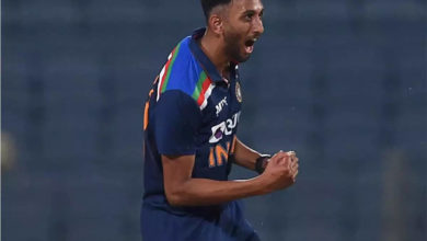 Photo of prasidh krishna: surprise announcement before the fourth test;  Famous Krishna included in Team India – India vs England: prasidh krishna in Team India team for the fourth test