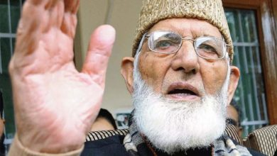Photo of Syed Ali Shah Geelani: Kashmir separatist leader Syed Ali Shah Geelani dies (92) – Kashmir separatist leader and founder of Tehreek and Hurriyat, Syed Ali Shah Geelani, dies at 92