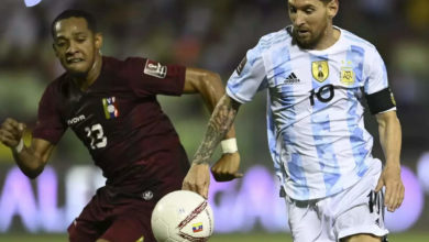Photo of Argentina: World Cup qualifier: Argentina and Brazil win, England with goal year – World Cup qualifier Argentina beats Venezuela