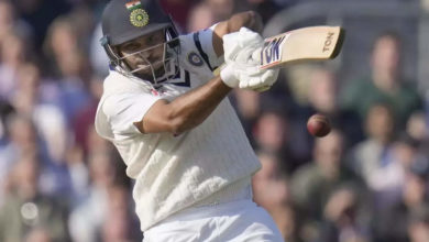 Photo of India's Savior Breaks Sehwag's Record;  Applause for Shardul's incompetence !!