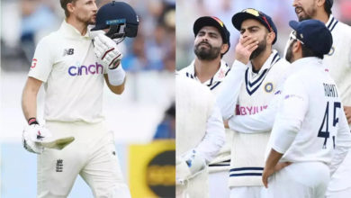 Photo of Ind vs eng live score: India's batting collapse in the Oval Test;  191 sells out in first inning – india vs england 4th test 1st day live score updates from kennington oval, london