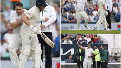 Photo of jarvo 69: Despite the ban, there is no escape, Jarvo replaces Umesh with Panther;  Huge security breach at the Oval !!  – india vs england: pitch invader jarvo 69 re-enters the oval