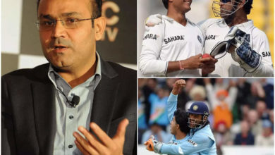 Photo of Sourav Ganguly: Dhoni or Ganguly?  Sehwag named India's all-time great captain – virender sehwag chooses sourav ganguly as better captain than ms dhoni
