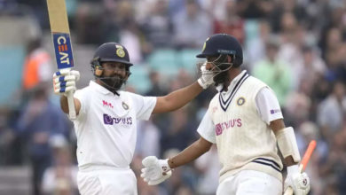 Photo of rohit sharma century: first century on foreign soil with six;  Rohit Sharma's old tweet goes viral!