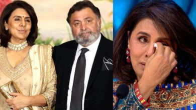 Photo of On her birthday, Neetu Kapoor remembers her husband's two unfulfilled wishes