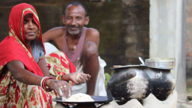 Photo of india food Nutrition: Only 5% of Indians have money to eat alone!  – tata cornell rural india study 2500 calories daily