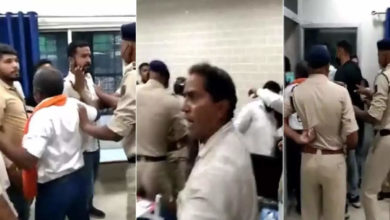Photo of Christian priest beaten: Christian priest beaten at the station;  Christian priest beaten, accused of rape for religious conversions