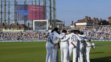 Photo of ind vs eng live score: oval test with an exciting ending;  പിടിമുറുക്കാൻ ഇന്ത്യ – india vs england 4th test 5th day live score updates from kennington oval, london