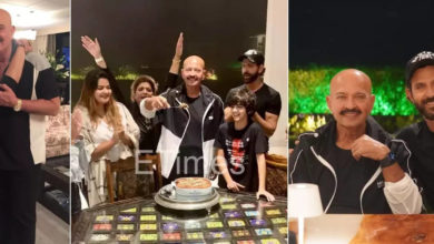 Photo of Rakesh Roshan celebrated 72nd birthday with family, Hrithik reached Lonavala with sons for celebration