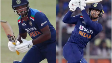 Photo of sanju samson: World Cup team: competition between Sanju and Kishan for the position of substitute goalkeeper;  Who will occupy the position?
