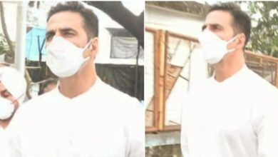 Photo of Director Aanand L Raina's mother passes away, Akshay Kumar arrives to console friend