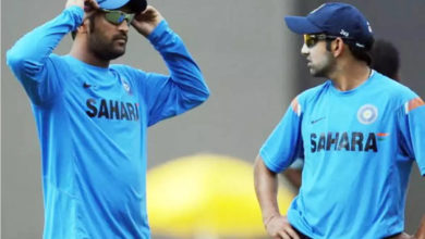 Photo of ms dhoni: Dhoni hired as a consultant;  Gambhir Can't Take It, Fans Fry Former Star!