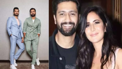 Photo of The family members were shocked by the news of Vicky's engagement to Katrina?  Brother Sunny said